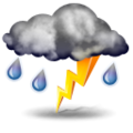 Pronostico: Precipitation, very unsettled